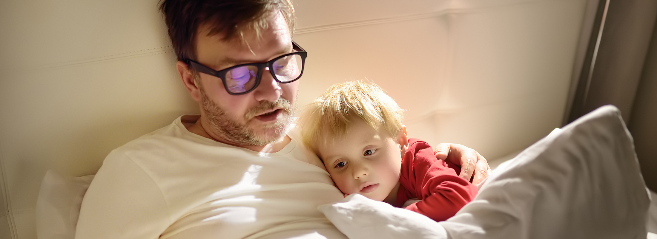 How to Help Your Child Get a Good Night's Sleep