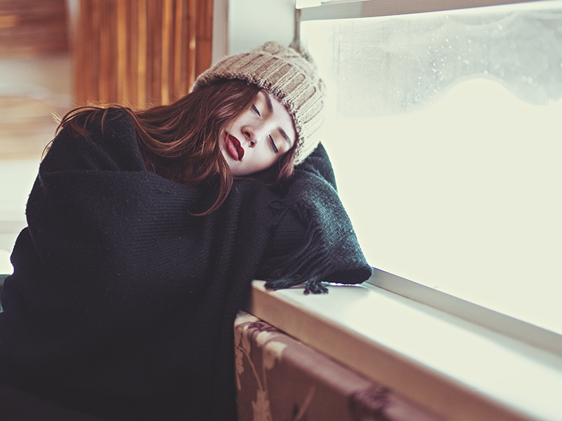 6 Ways to Cope if You have Seasonal Affective Disorder (SAD)