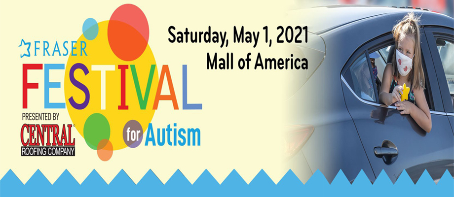 Fraser Festival for Autism, presented by Central Roofing Company