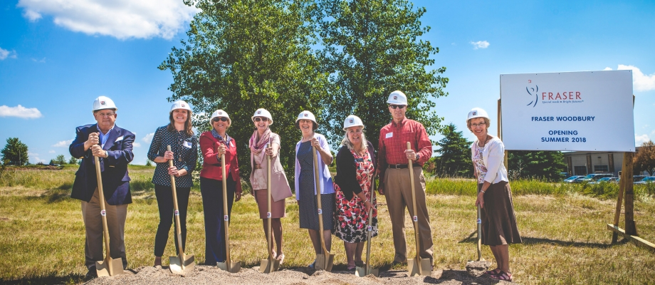Fraser Breaks Ground On New Woodbury Mental Health Clinic Fraser