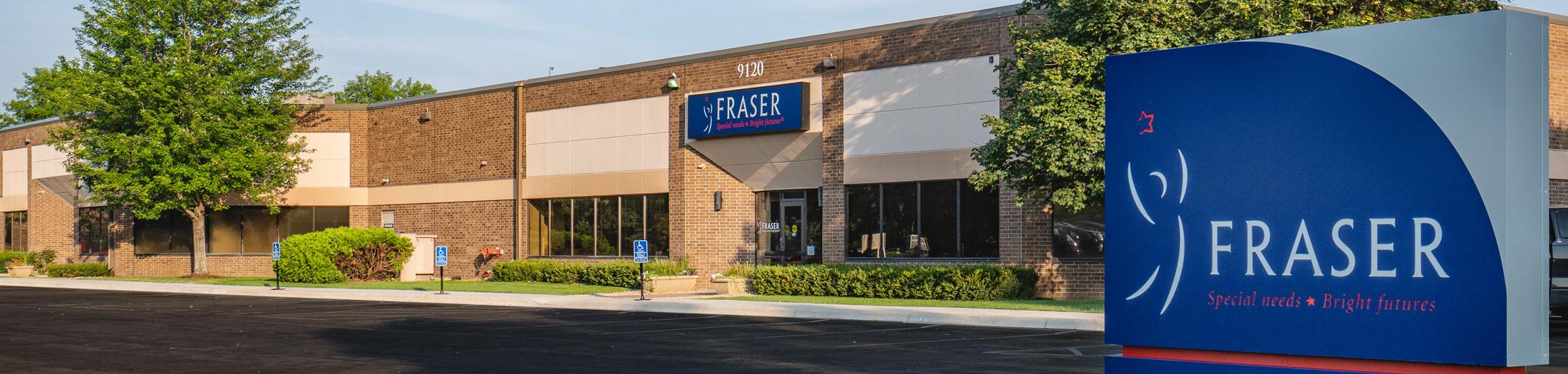 Fraser Coon Rapids