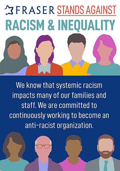 Fraser Anti-Racism Statement